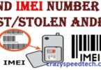 Find IMEI Number of Lost Android Phone