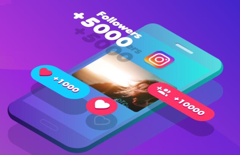 GetInsta – get followers and likes for free on Instagram